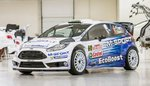 M-Sport Castrol - WRC 2015
