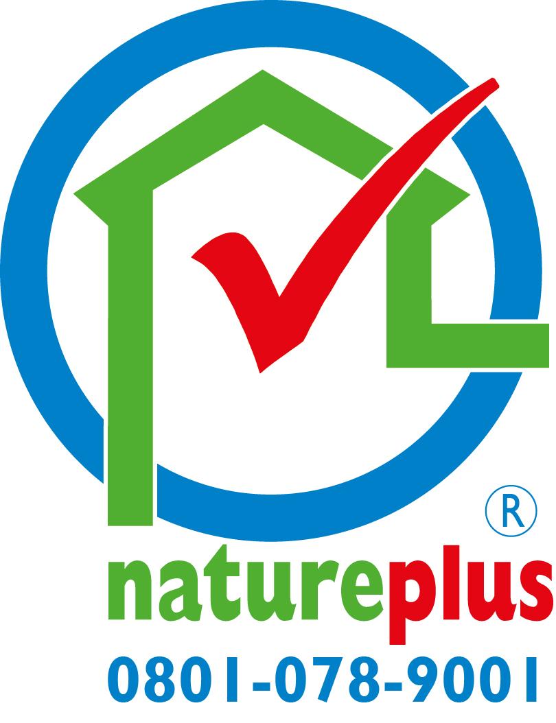 Właściwości potwierdzone certyfikatem – znak jakości natureplus